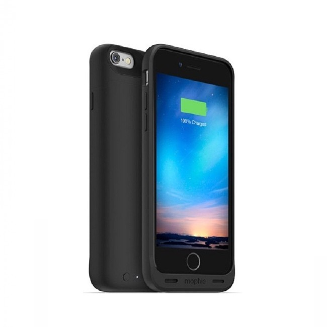 Mophie juice pack reserve iPhone 6(S) zwart