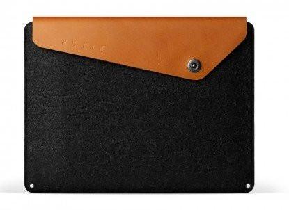 "Mujjo Sleeve MacBook Air & Pro Retina 13"" bruin"
