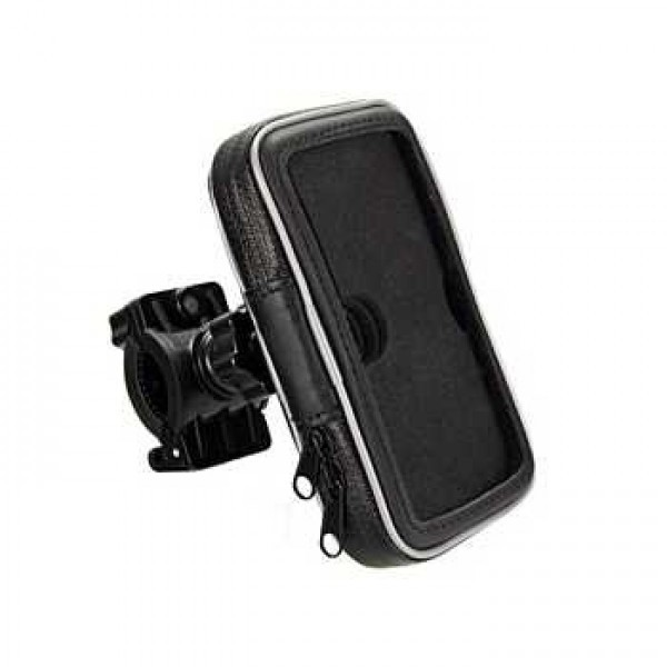 Muvit Bike holder met waterproof bag iPhone / iPod Touch