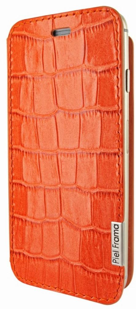 Piel Frama FramaSlim iPhone 6(S) Crocodile oranje