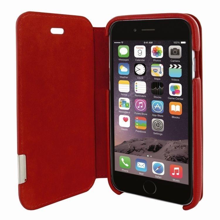Piel Frama FramaSlim Magnum iPhone 6(S) Rood