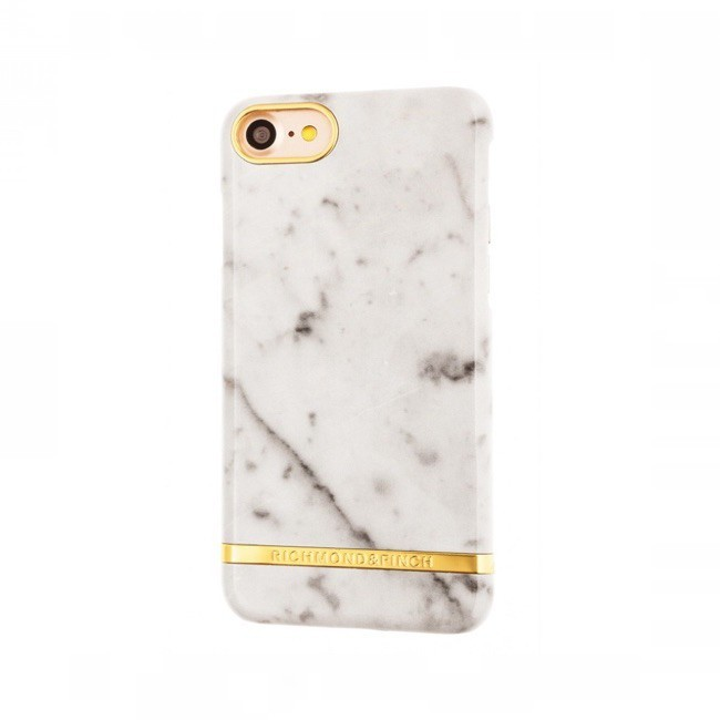 Richmond and Finch Marble Glossy iPhone 7 wit