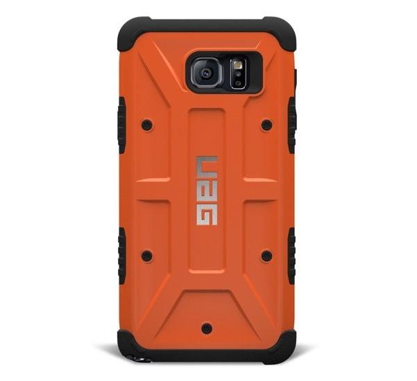Urban Armor Gear Outland Galaxy Note 5 Rust