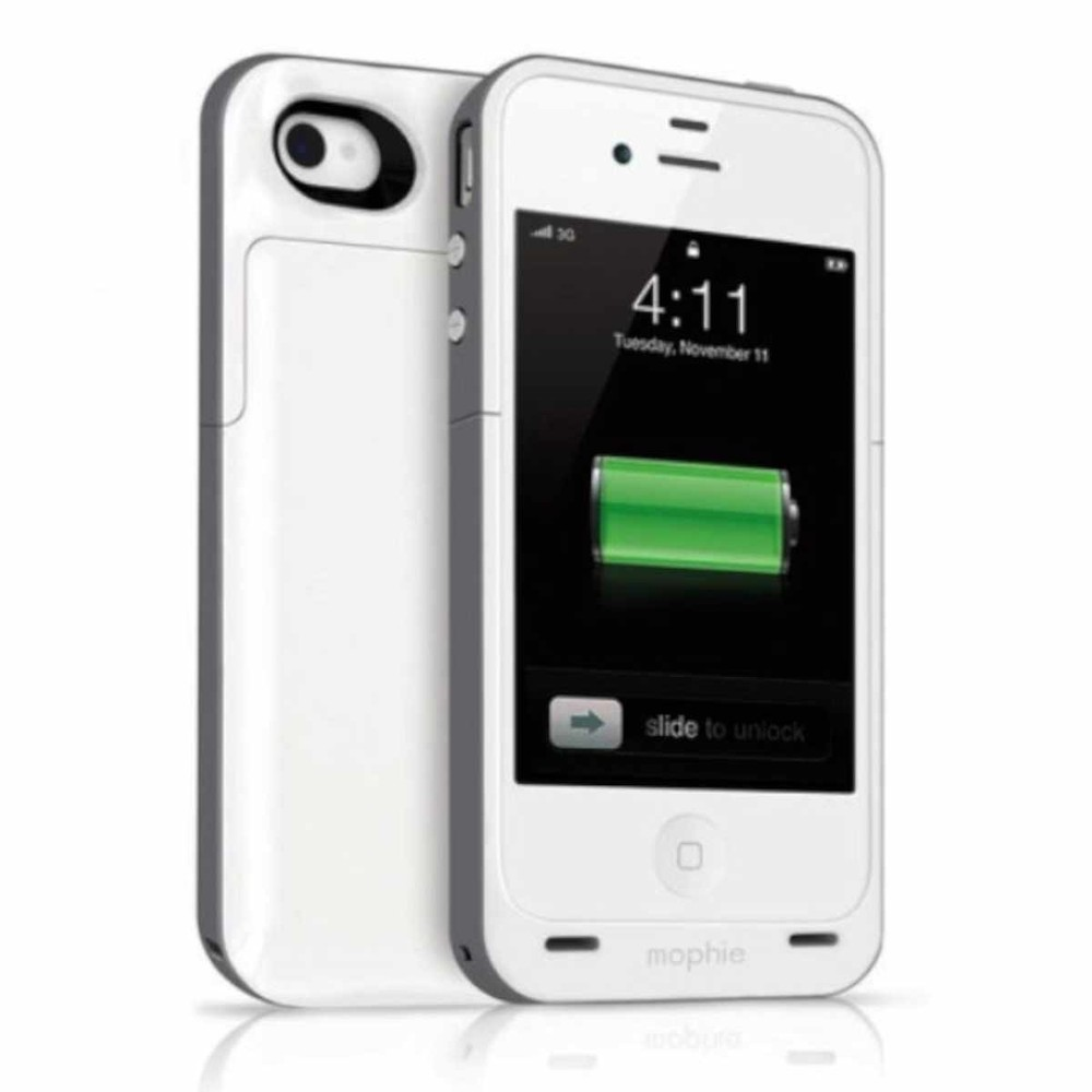 Mophie Juice Pack Plus iPhone 4(S) wit