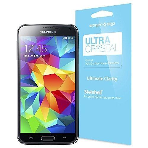 Spigen Ultra Crystal Screen Protector Galaxy S5