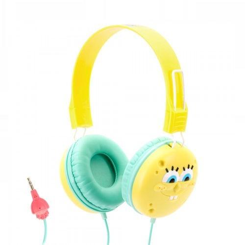 Griffin Spongebob Squarepants Hoofdtelefoon geel