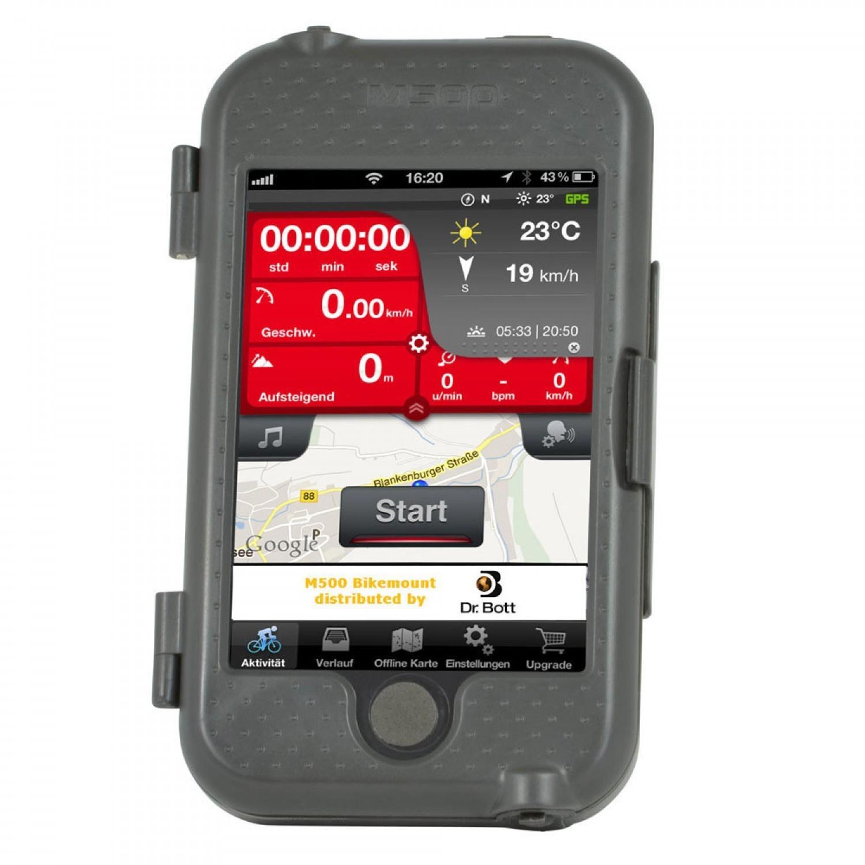 Ten97 M500 BikeMount Fietshouder iPhone 4(S) grijs