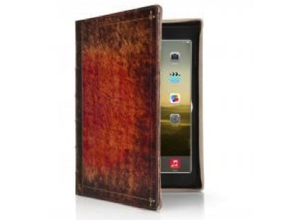 Twelve South BookBook Rutledge iPad Mini 1/2/3 bruin