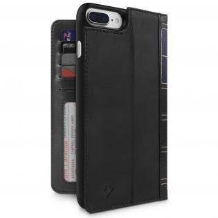 Twelve South BookBook iPhone 7 / 8 Plus zwart