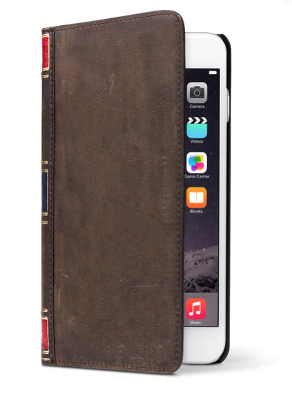 Twelve South BookBook iPhone 6(S) Plus bruin