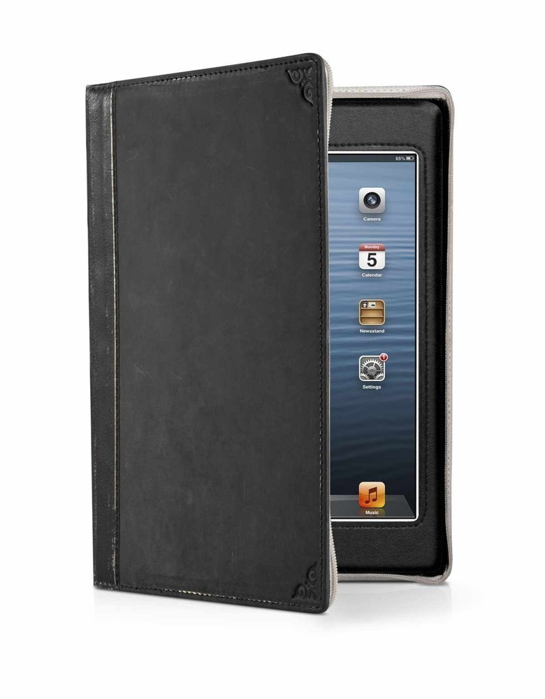Twelve South BookBook iPad Mini zwart