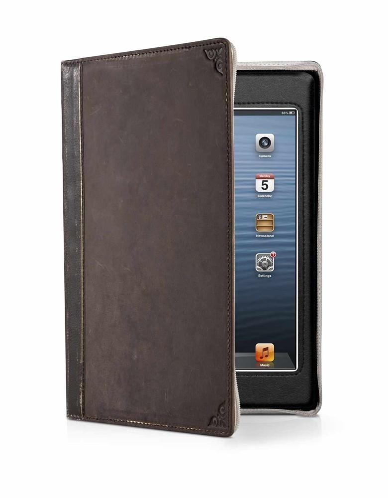 Twelve South BookBook iPad Mini 1/2/3/4 bruin