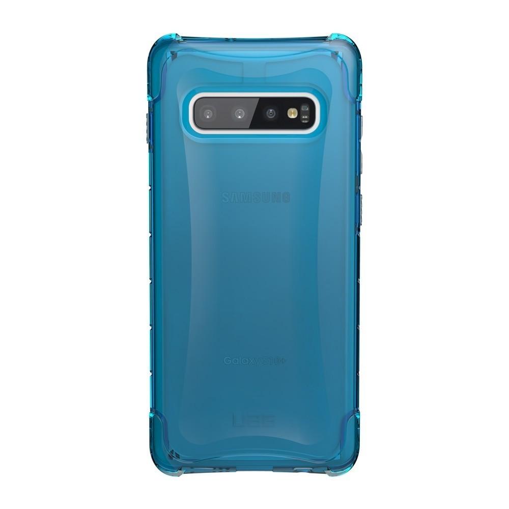 UAG Hard Case Galaxy S10 Plus Plyo Glacier blauw