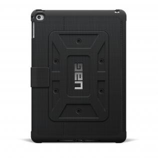 Urban Armor Gear Folio Scout case iPad Air 1 zwart