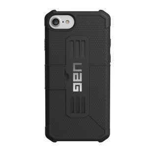 Urban Armor Gear Scout iPhone 6(S) / 7 / 8 zwart