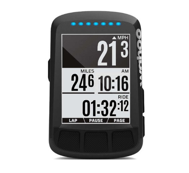 Wahoo Fitness ELEMNT BOLT Stealth GPS Fiets Computer