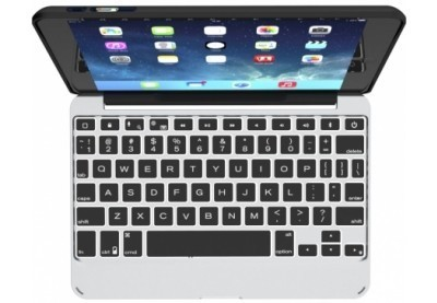 ZAGG Slim Book case/keyboard iPad Mini 4 zwart