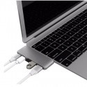 HyperDrive USB-C 5 in 1 Adapter Kit space gray