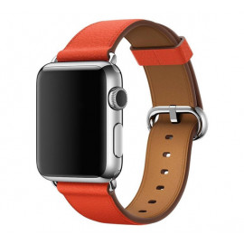 Apple Classic Buckle Apple Watch 38mm / 40mm Red