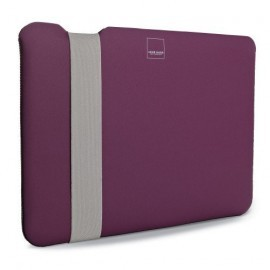 Acme Made Skinny Sleeve MacBook Air 11 inch roze/paars / grijs