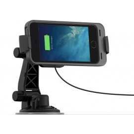 Mophie charging car dock juice pack iPhone 5(S)/SE zwart