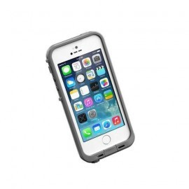 Lifeproof Fre case iPhone 5(S)/SE wit/grijs
