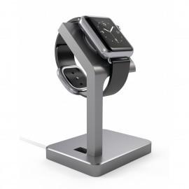 Satechi Aluminium Apple Watch Stand Space grey