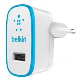 Wall Charger 2.1A Blue