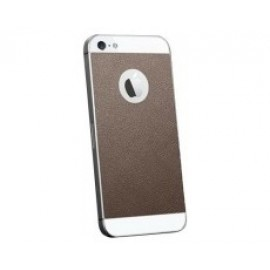 Skin Guard iPhone 5 / 5S Leather Brown (