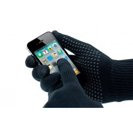 Avanca Touchscreen Handschoenen Full Grip zwart