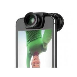 Olloclip lens 3 in 1 Selfie iPhone 5(S)/SE zwart