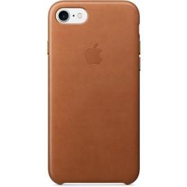 Apple iPhone 7 lederen hoes bruin