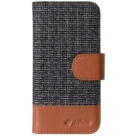 Melkco Holmes iPhone 5 / 5S Wallet Case Vintage Brown