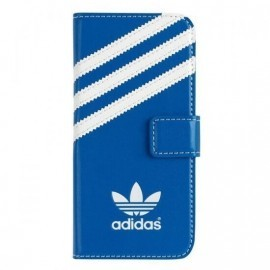 Adidas Booklet case iPhone 5C blauw