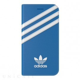 Adidas Booklet case iPhone 7 blauw