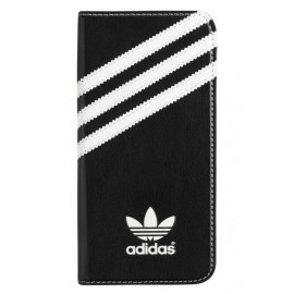 Adidas Booklet case iPhone 7 / 8 / SE 2020 zwart