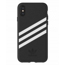 Adidas Moulded case iPhone X zwart