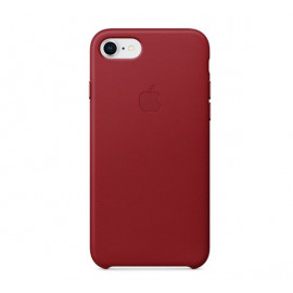 Apple leather case iPhone 7 / 8 / SE 2020 Red