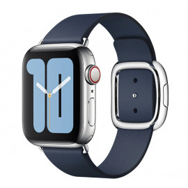 Apple Modern Buckle Apple Watch medium 38mm / 40mm Deep Sea Blue
