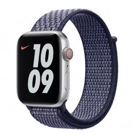 Apple Nike Sport Loop Apple Watch 42mm / 44mm Purple Pulse