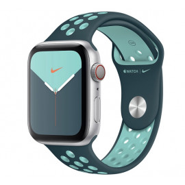 Apple Nike Sport Band Apple Watch 42mm / 44mm Midnight Turquoise / Aurora Green