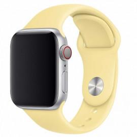 Apple Sport Band Apple Watch 38mm / 40mm Lemon Cream