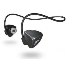 Avanca D1 Bluetooth Headset Zwart