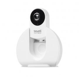 Bewell mini bewakingscamera WiFi wit
