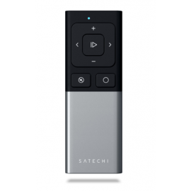 Satechi Aluminum Wireless Remote Control Matte Black