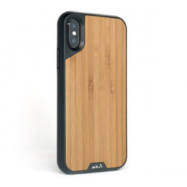 Mous Limitless 2.0 Case iPhone XS Max Bamboo