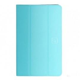 Tucano Tre Folio case Galaxy Tab A 10.1 inch licht blauw