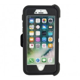 Xccess Survivor Essential Case iPhone 7 / 8 / SE 2020 black