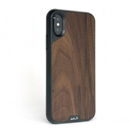 Mous Limitless 2.0 Case iPhone XS Max Walnut