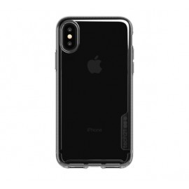 Tech21 Pure Tint iPhone X / XS transparant / zwart